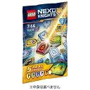 レゴジャパン LEGO(レゴ) 70372 ネックスナイツ コンボネックスパワーパック シリーズ1