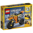 レゴジャパン LEGO(レゴ) 31059 クリエイター ストリートバイクの画像