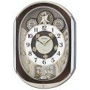 【送料無料】 セイコー 電波からくり時計 RE578B...