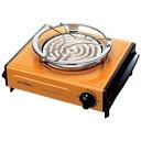 IZUMI(泉精器) 電気コンロ (600W) IEC-105-D オレンジ