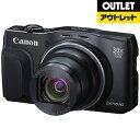 數碼相機 - 【送料無料】 キヤノン 【アウトレット品】コンパクトデジタルカメラ PowerShot(パワーショット) SX710 HS(ブラック)【生産完了品】[PSSX710HSBK]【kk9n0d18p】