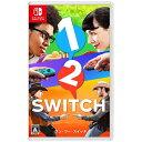 【送料無料】 任天堂 1-2-Switch【Switchゲームソフト