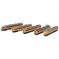 【2020年2月】 トミーテック TOMY TEC 【再販】【Nゲージ】92333 JR 485系特急電車(雷鳥・クロ481-2000)基本セットA(5両)
