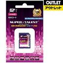 【送料無料】 SUPERTALENT 【アウトレット品】SDXCカード128GB ST28SU1P UHS-1 class10  R=50M...