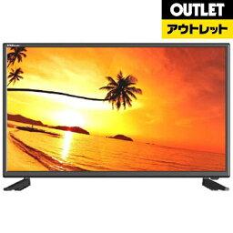【送料無料】 VIZMARK 【アウトレット品】32型地上デジタルチューナー内蔵 ハイビジョンLED液晶テレビ(別売USB HDD録画対応) DTV321B【生産完了品】DTV321B【kk9n0d18p】