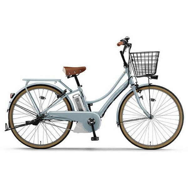 【送料無料】 ヤマハ YAMAHA 26型 電動アシスト自転車 PAS Ami(シアンブルー/内装3段変速) PA26A【2017年モデル】【組立商品につき返品】 【配送】【メーカー直送・・時間指定・返品】