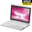 【送料無料】 パナソニック 限定2台【アウトレット品】10.1型ノートPC Let's note RZシリーズ [Office Premium付き・Win10 ...