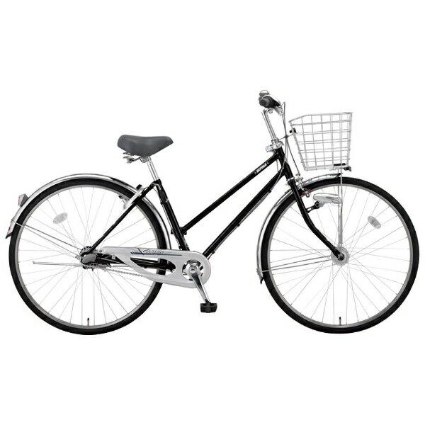 【送料無料】 ミヤタサイクル 26型 自転車 キャスター(クリアーブラック/内装3段変速) DCA63L7S【2017年モデル】【組立商品につき返品】 【配送】