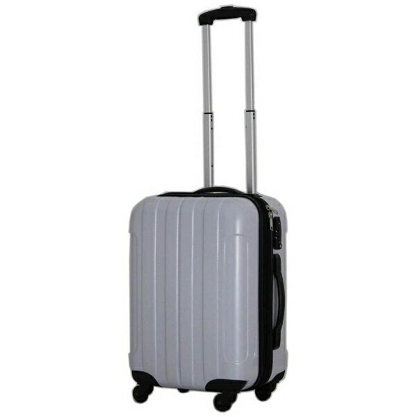 【送料無料】 シフレ TSAロック搭載スーツケース(35-43L) B5853T-50 カーボンホワイト