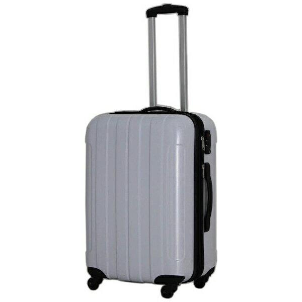 【送料無料】 シフレ TSAロック搭載スーツケース(57-66L) B5853T-60 カーボンホワイト