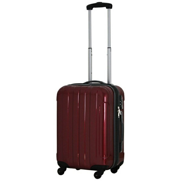 【送料無料】 シフレ TSAロック搭載スーツケース(35-43L) B5853T-50 カーボンレッド