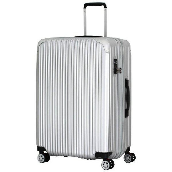 【送料無料】 シフレ TSAロック搭載スーツケース(97-102L) TRI2035-67 シルバー