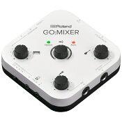 【送料無料】 ローランド スマートフォン用オーディオミキサー Audio mixer for Smartphones GO:MIXER