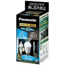 パナソニック 調光器非対応LED電球ひとセンサタイプ (一般電球形・昼光色相当・口金E26) LDA8D-G/KU/NS[LDA8DGKUNS] panasonic