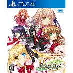 【送料無料】 プロトタイプ Rewrite【PS4ゲームソフト】