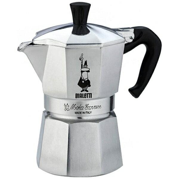 ビアレッティ BIALETTI 直火式エスプレッソメーカー 「モカエキスプレス」(3カップ) 1162[1162]