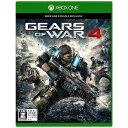 【送料無料】 マイクロソフト Gears of War 4【Xbox Oneゲームソフト】