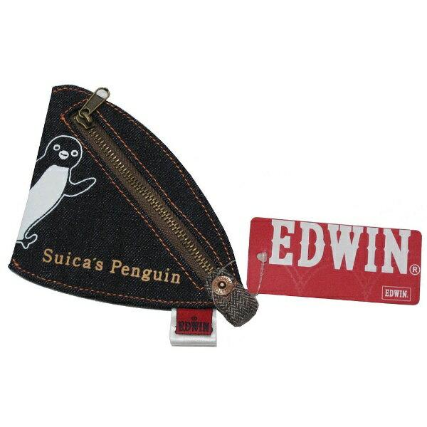JR東日本商事 Suicaのペンギン コインケース(EDWIN)ツイード