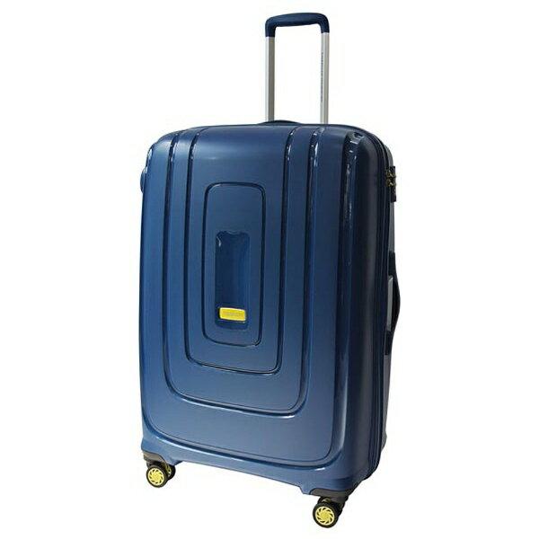 【送料無料】 アメリカンツーリスター TSAロック搭載スーツケース(108L) AD821003 マリンブルー【ビックカメラグループ独占販売】