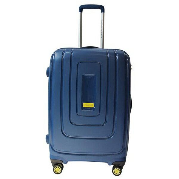 【送料無料】 アメリカンツーリスター TSAロック搭載スーツケース(68L) AD821002 マリンブルー【ビックカメラグループ独占販売】