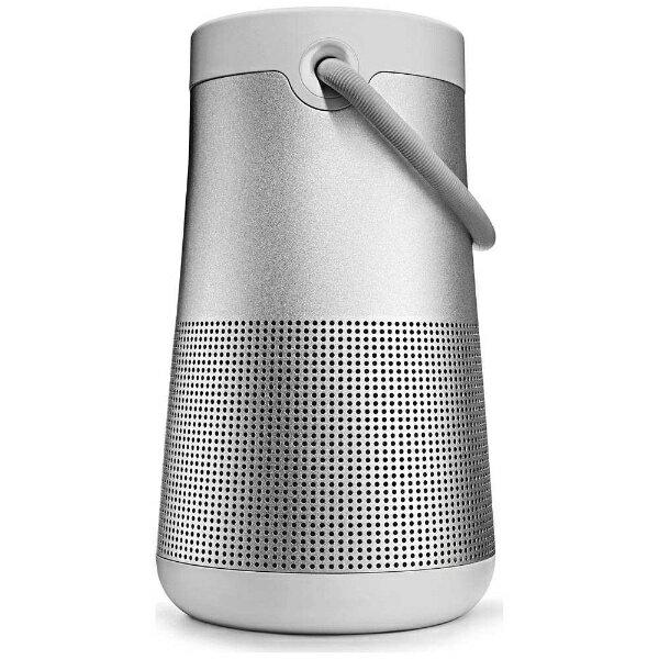 BOSE SLINKREVPLUSGRY ブルートゥース スピーカー SoundLink Revolve+ グレー [Bluetooth対応 /防滴][SLINKREVPLUSGRY]
