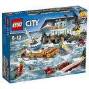 【送料無料】 レゴジャパン LEGO(レゴ) 60167 シティ 海上レスキュー隊と司令基地の画像