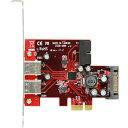 【あす楽対象】 玄人志向 USB3.0R-P2H2-PCIE (USB3.0増設PCI-Expressボード/LowProfile対応)