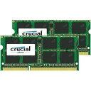 【送料無料】 CFD W3N1600CM-8G (204pin/DDR3L SO-DIMM/DDR3L-1600/8Gx2)