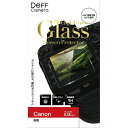 DEFF デジタルカメラ用 液晶保護ガラスフィルム DPG-BC1CA04 Canon 80D 対応[DPGBC1CA04]