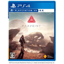 【送料無料】 ソニーインタラクティブエンタテインメント Farpoint【PS4ゲームソフト(VR専用)】