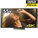 【送料無料】 ソニー 55V型 地上・BS・110度CS・4K放送対応スカパー!チューナー内蔵 4K対応液晶テレビ BRAVIA(ブラビア) KJ-55X9500E(別売USB HDD録画対応)