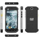 【送料無料】 CAT CAT S40 スマートフォン 「S40」・Android 5.1・4.7インチ・メモリ/ストレージ:2GB/16GB・nanoSIM×2・SIMフリースマートフォン