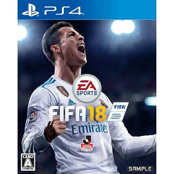EA(エレクトロニックアーツスクウェア) FIFA 18【PS4ゲームソフト】[FIFA18]