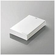 エレコム ELECOM ELP-RED020UWH 外付けHDD [ポータブル型 /2TB][ELPRED020UWH]