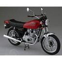 青島文化 1/12 バイク No.28 スズキ GS400E