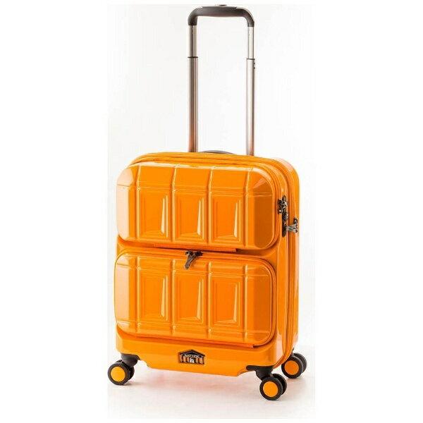 【送料無料】 A.L.I アジア・ラゲージ ハードキャリー PTS-6005 オレンジ 【メーカー直送・代金引換不可・時間指定・返品不可】
