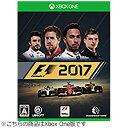 ユービーアイソフト Ubisoft F1 2017【Xbox Oneゲームソフト】
