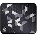STEELSERIES ゲーミングマウスパッド [320×270mm] SteelSeries QcK Limited Gaming Mousepad 63400