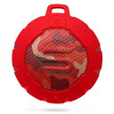 【送料無料】 SOUL ブルートゥーススピーカー Storm CAMO RED SL-5003