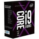 【送料無料】 インテル Core i9-7900X BOX品