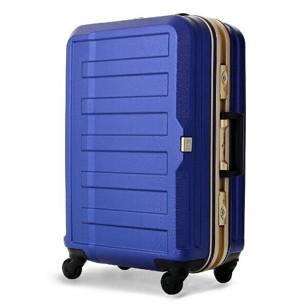 【送料無料】 ティーアンドエス TSAロック搭載スーツケース(85L) ポリカーボネート100%シボ加工 5088-68-NV ネイビー 【メーカー直送・代金引換不可・時間指定・返品不可】