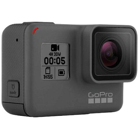 【送料無料】 GOPRO マイクロSD対応 4Kムービー ウェアラブルカメラ GoPro(ゴープロ) HERO5 Black ブラックエディション CHDHX-502[CHDHX502]