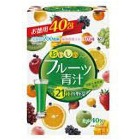 ユーワ yuwa おいしいフルーツ青汁+21種の野菜 40包