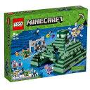 【送料無料】 レゴジャパン LEGO(レゴ) 21136 マインクラフト 海底遺跡