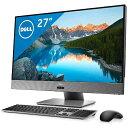 【送料無料】 DELL 27型デスクトップPC[Office付き・Win10・AMD Ryzen 7・SSD 256GB・メモリ 16GB] Inspiron 27 7775 シルバー FI89-7NHB (2017年夏モデル)[FI897NHB]