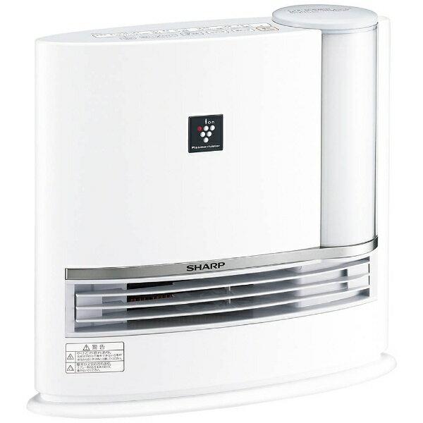 【送料無料】 シャープ セラミックファンヒーター HX-G120-W ホワイト系[HXG120W]