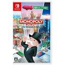 ユービーアイソフト Ubisoft モノポリー for Nintendo Swi