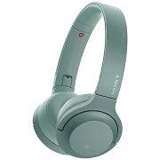 【送料無料】 ソニー SONY ブルートゥースヘッドホン h.ear on 2 Mini Wireless WH-H800 GM ホライズングリーン [ハイレゾ対応 /Bluetooth][WHH800GM]
