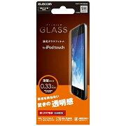 エレコム iPod Touch用 液晶保護フィルム/ガラス AVA-T17FLGGJ03