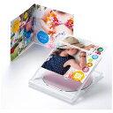 サンワサプライ 〔インクジェット〕 CD・DVDケースカード 0.23mm (A4・10シート) JP-INDGK2N